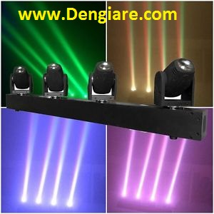 ĐÈN MOVING LED BEAM 4X10W